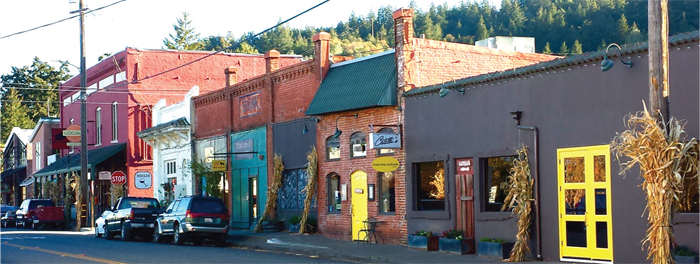 Retaining the ambiance of a bygone era, the tiny town of Geyserville charms its visitors with Wild West storefronts, wooden boardwalks, world-renowned Sonoma County wines, scrumptious cuisines and much more.