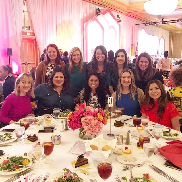 We had a fantastic time last Friday at @genesiswomensshelter's Annual Luncheon, featuring speaker, @terrycrews! 💜