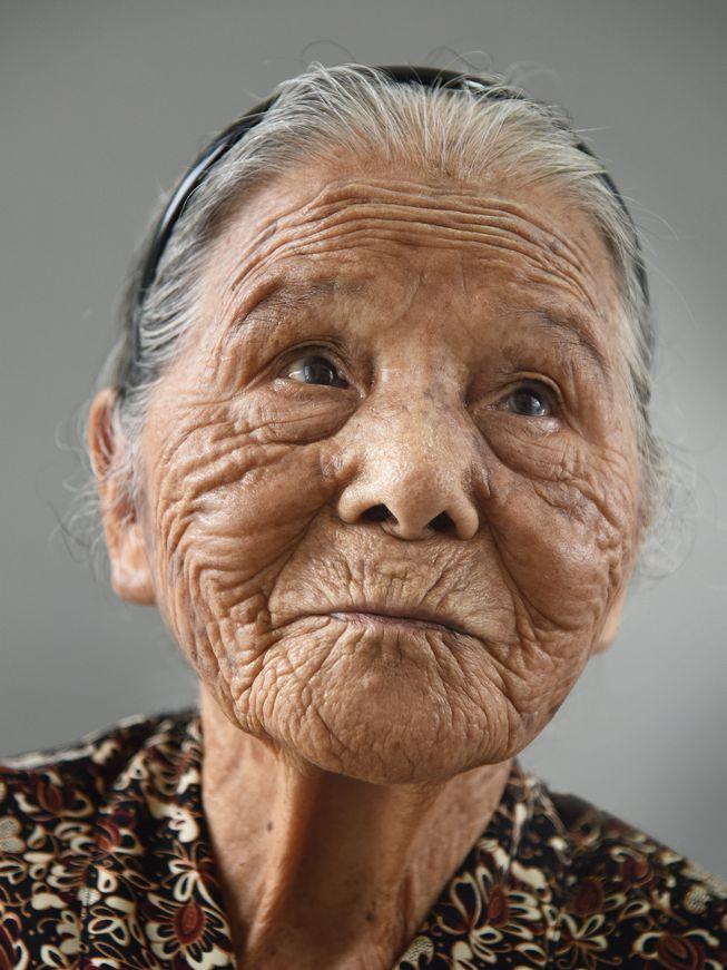 Tonaki Tsuru from Japan (Photo: 'Aging Gracefully' by Karsten Thormaehlen/Chronicle Books 2017)
