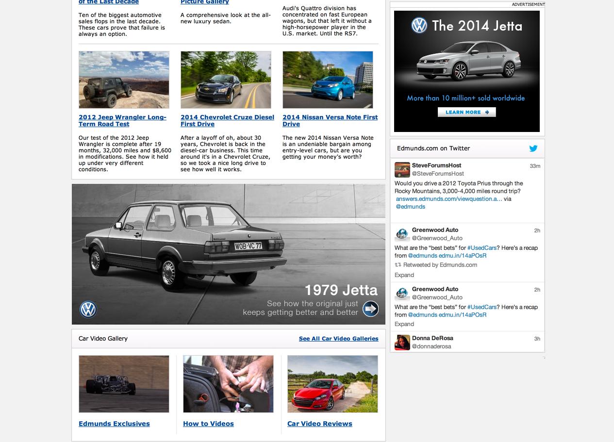 Volkswagen Custom Ad