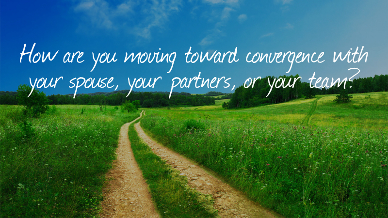 Convergence-How Are You Moving Toward Convergence?