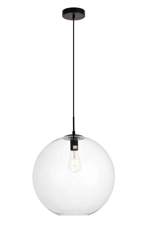 Mullinix 1-Light Globe Pendant