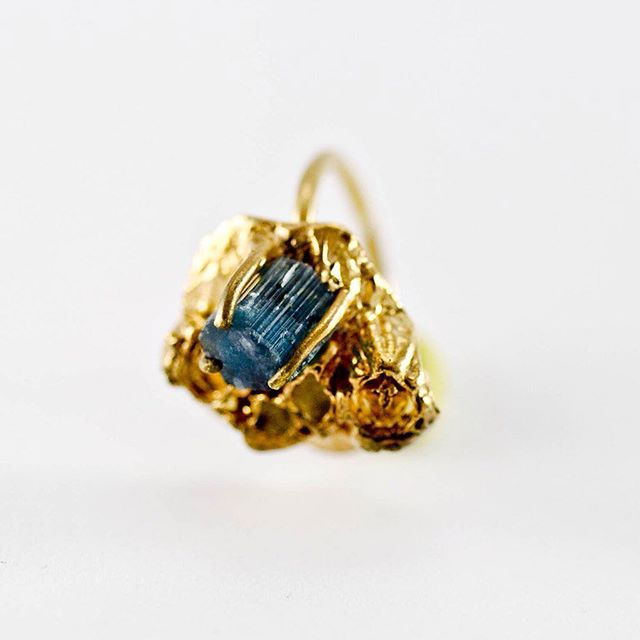 Check out this beautiful Sea Goddess ring by @graceg0w !!