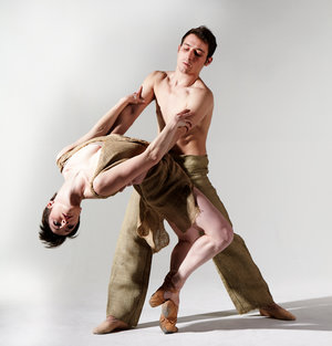 Six Chansons (2009) - Choreography: Samuel PottMusic: Maurice Ravel, Claude Debussy