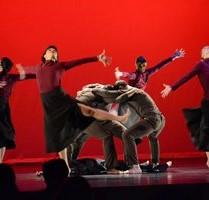 Lynchtown (1936) - Choreography: Charles WeidmanMusic: Lehman EngelStaged by: Margaret O'Sullivan