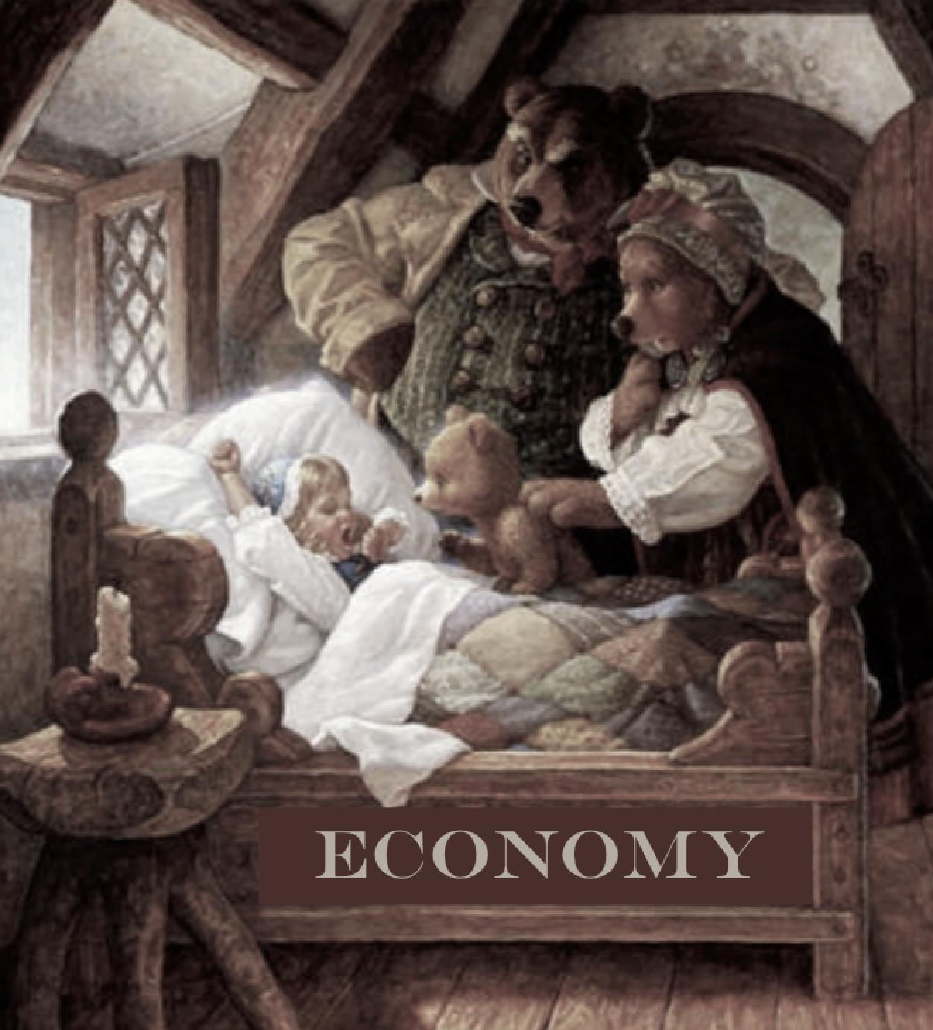 Goldilocks and the economy