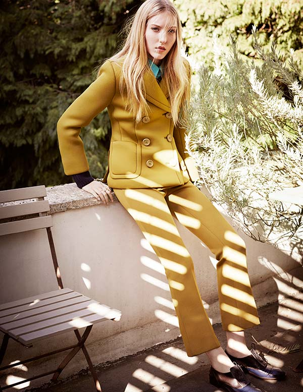 Vogue Russia / Ella Richards