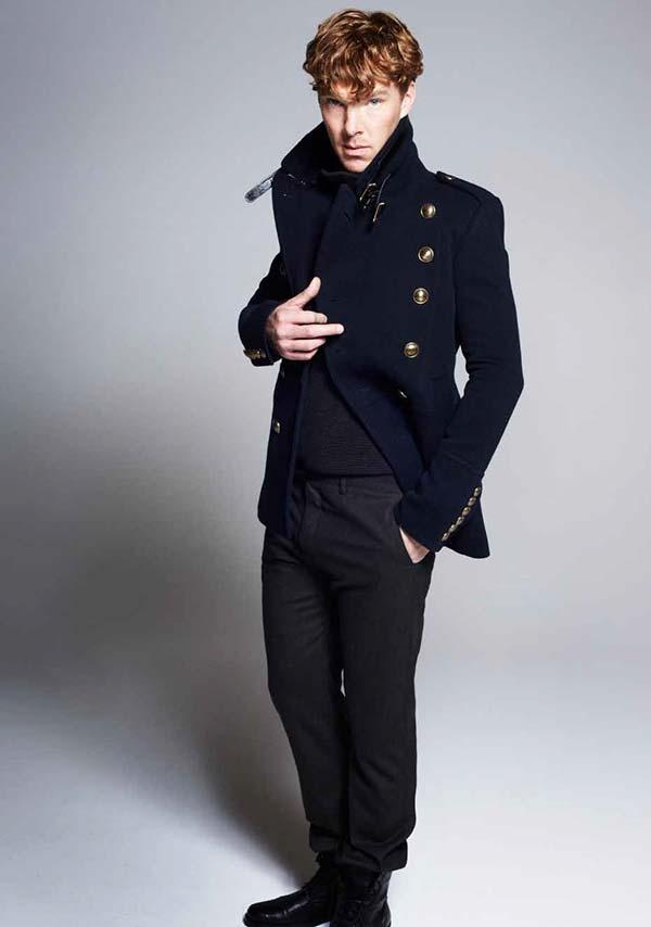 Harper's Bazaar / Benedict Cumberbatch