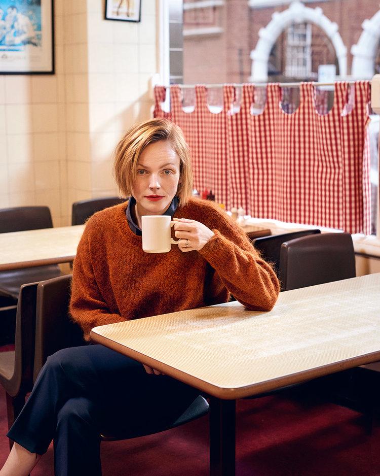 British Vogue - Maxine Peake