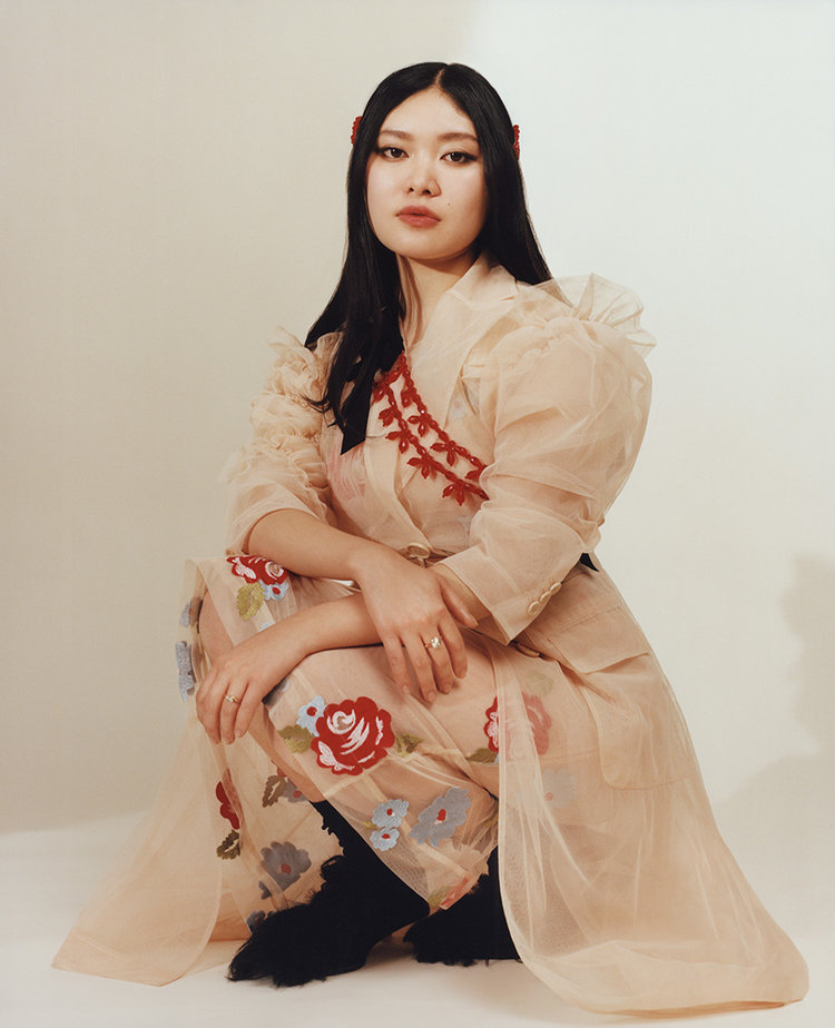 British Vogue - Faye Wei Wei