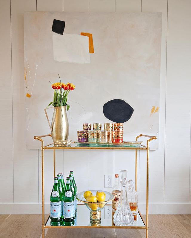 Lets pop some bubbly, we made it to Friday! // #ivyhouseinteriors