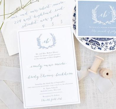 Marilyn Wedding Invitation Set by WhimsyBDesigns on Etsy, $3.90+