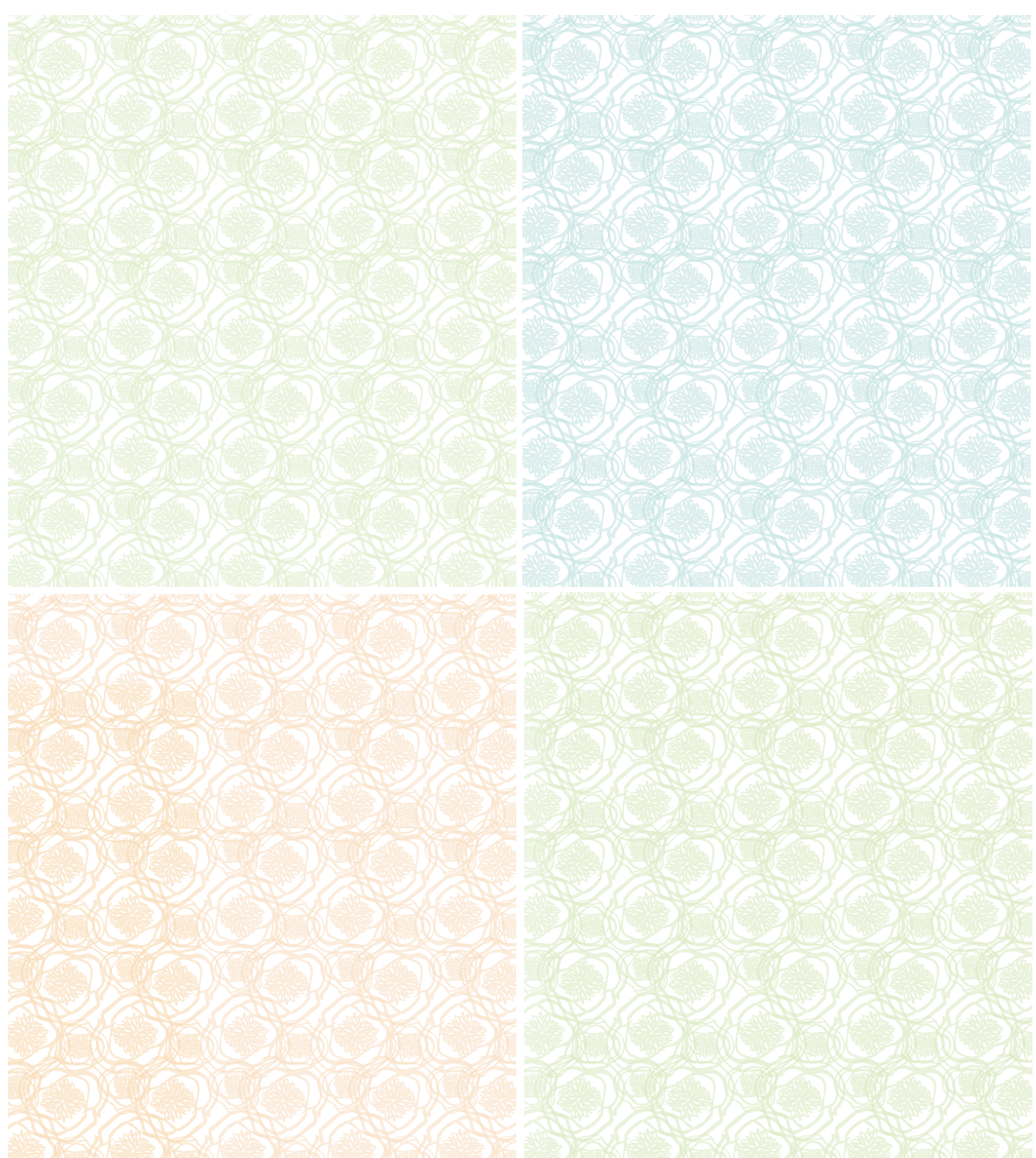 client: Whole Foods Market - Pattern, vector illustration