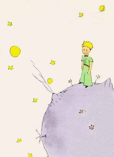 Antoine de Saint-Exupéry's   The Little Prince