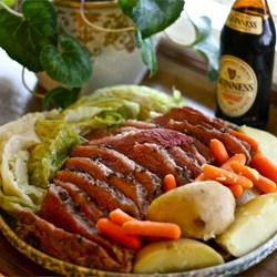 Join the O'Dzerkacz clan this St. Patrick's day for our famous corned beef and cabbage or Lola's sheppard's pie!