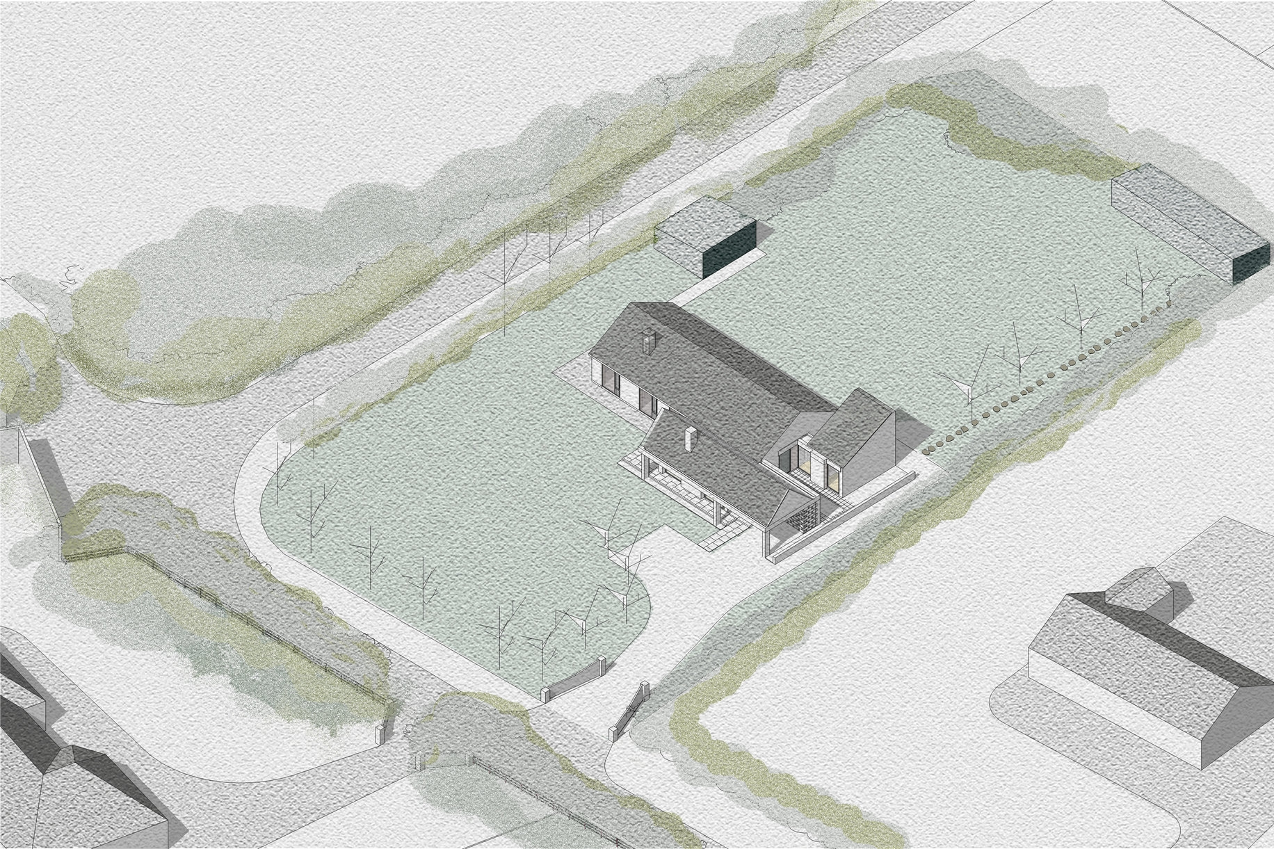 Kilmeage Extension, Co.Kildare