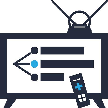 Data-Driven Linear TV