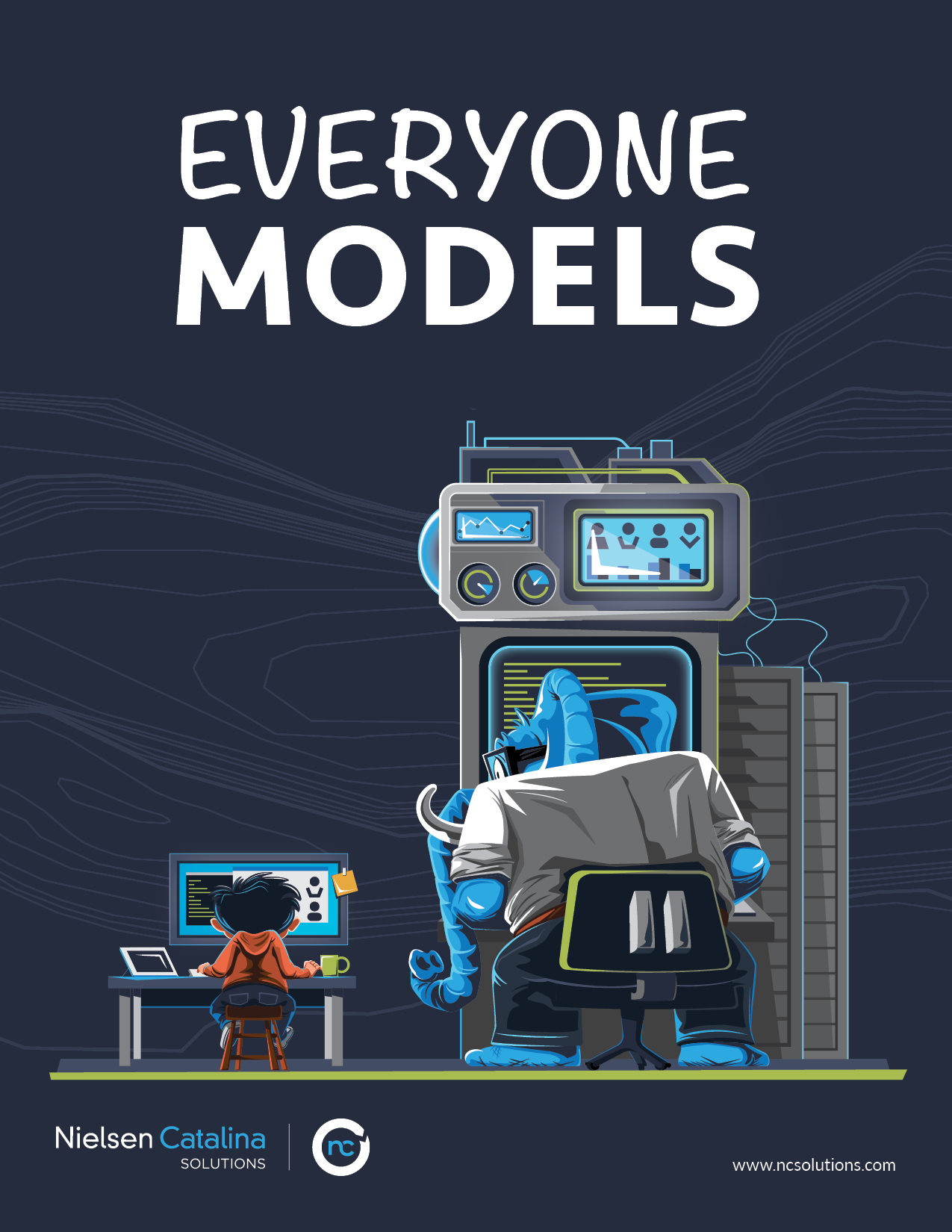 Everyone Models, cover page