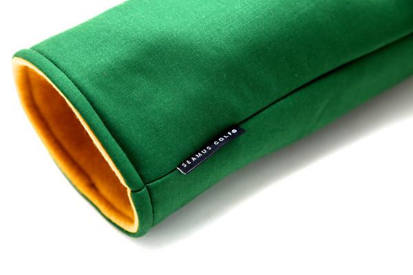 Seamus Green & Gold Buchanan Headcover