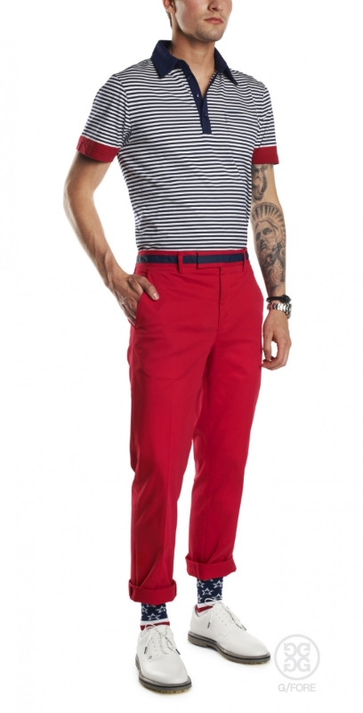 Fun fact: Giannulli founded the billion-dollar clothing company Mossimo Inc in 1987 and brokered a first-ever designer-exclusive distribution deal with Minneapolis-based Target Stores in 2000.  Red has always been my power color. Just saying.