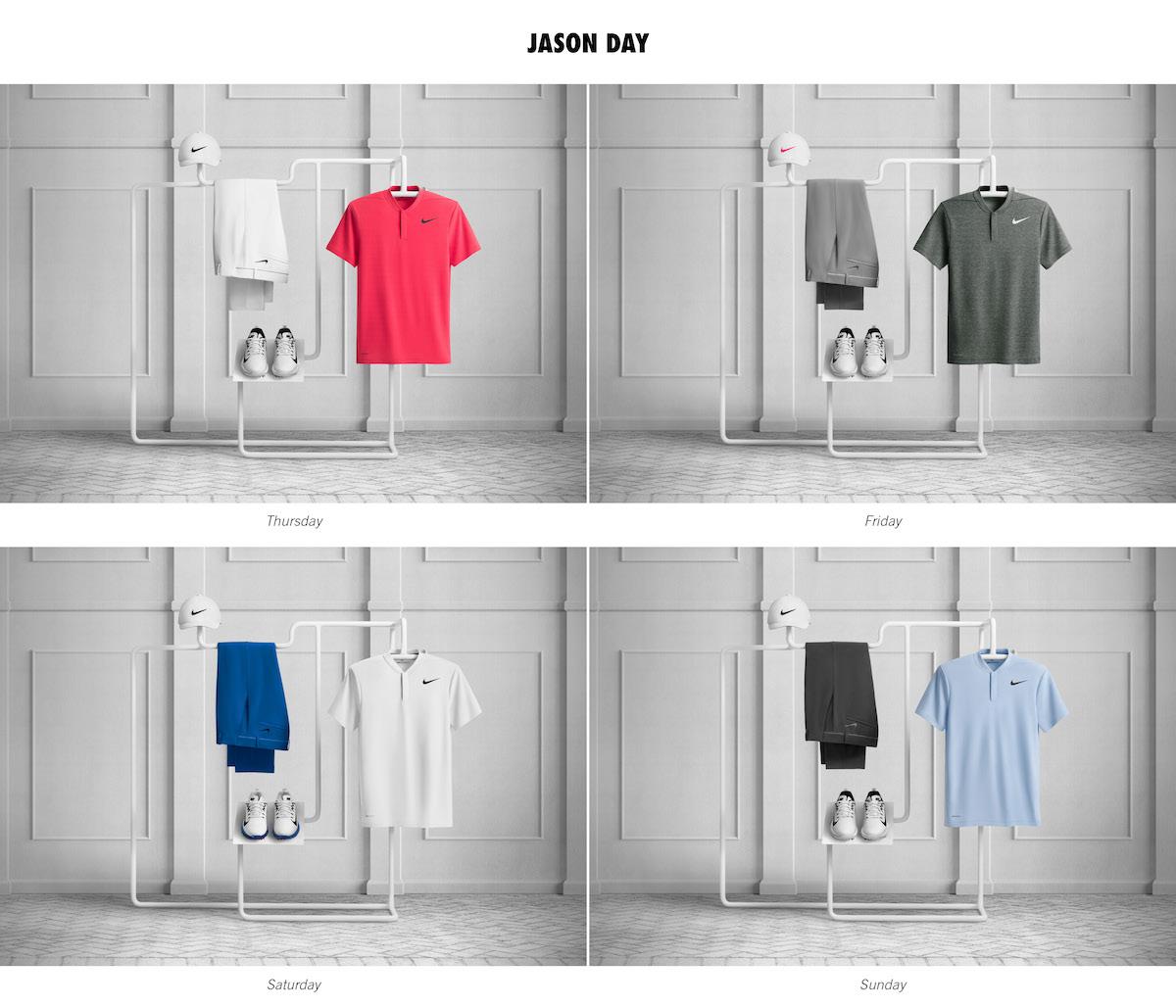 Jason Day - Nike Golf