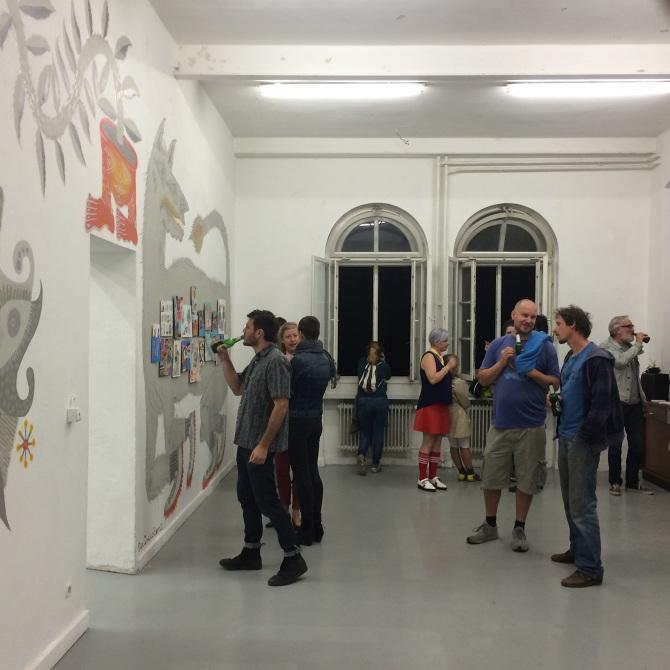 Opening Reception: Friday September 19th, 2014 at the Frappant Gallery (Bodenstedtstraße 16 22765 Hamburg, Germany)