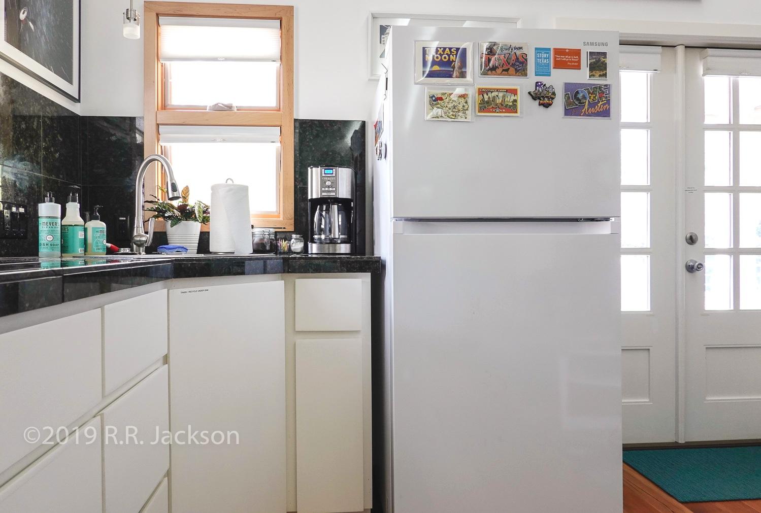 Refrigerator - new August 2019