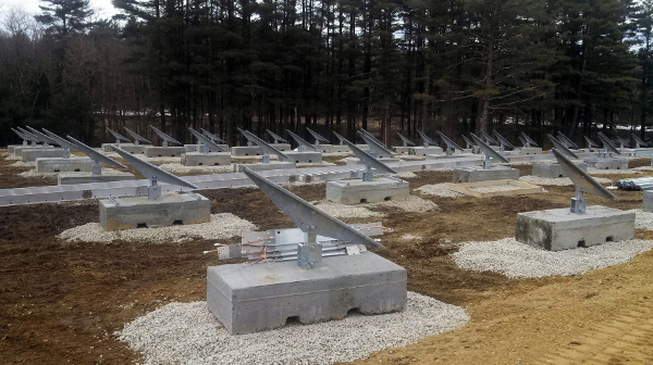 Solar Ballast Blocks
