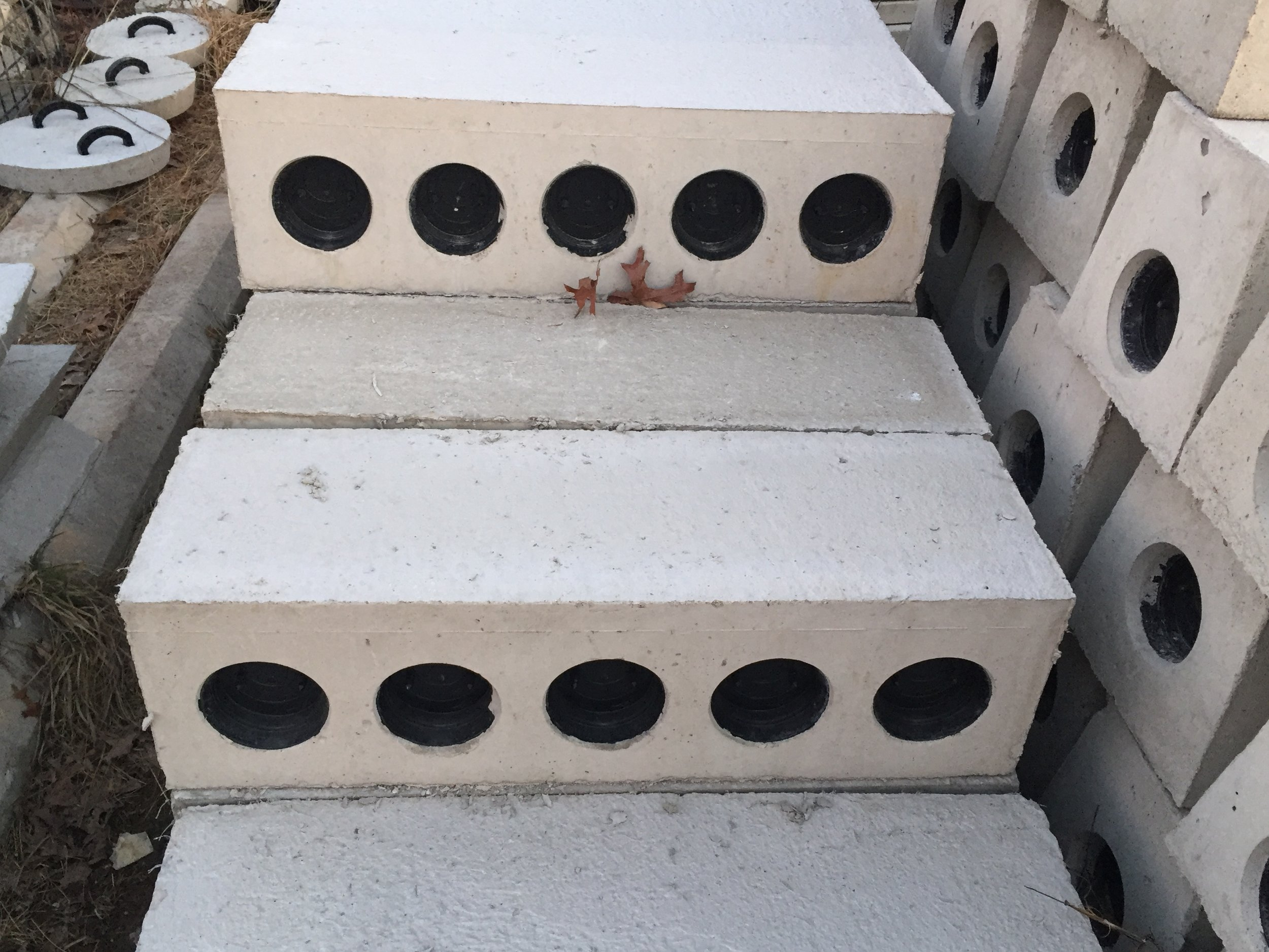 Coated Distribution Boxes available upon request.