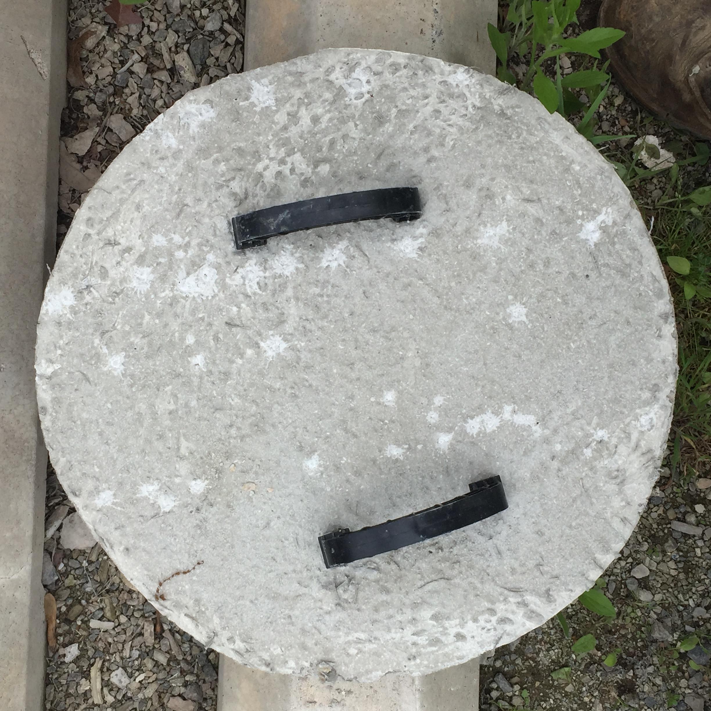 Replacement Concrete Lids