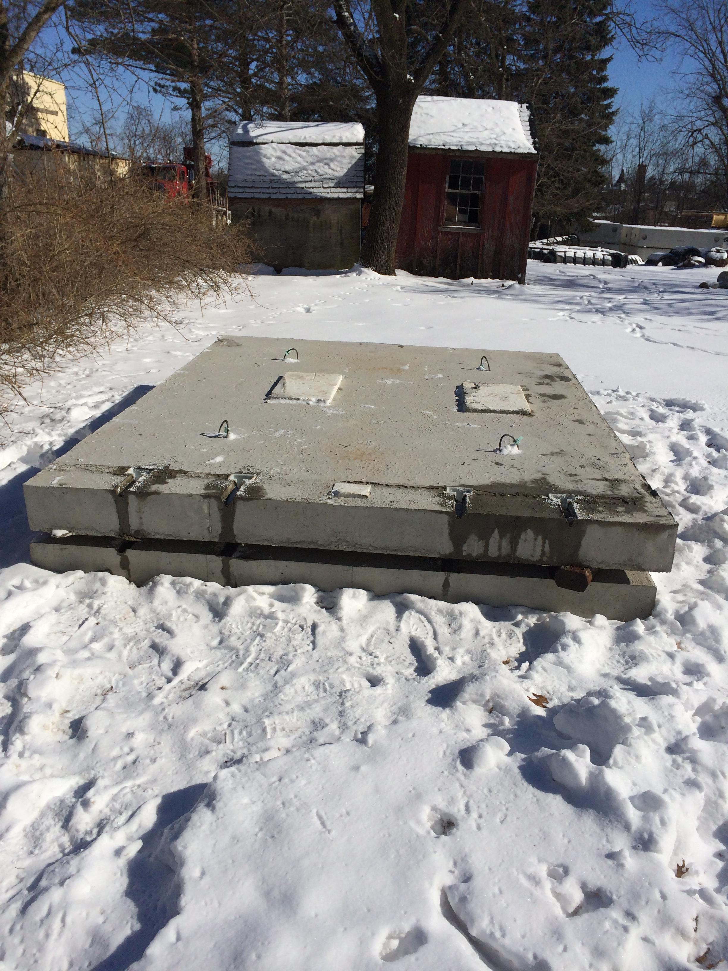 Lg. Generator Pads