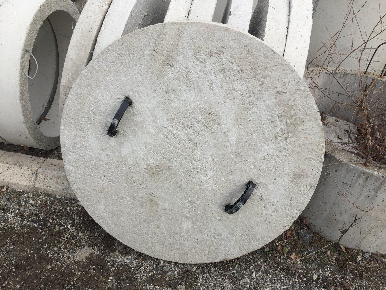 Replacement Concrete Lids — Flemington Precast & Supply