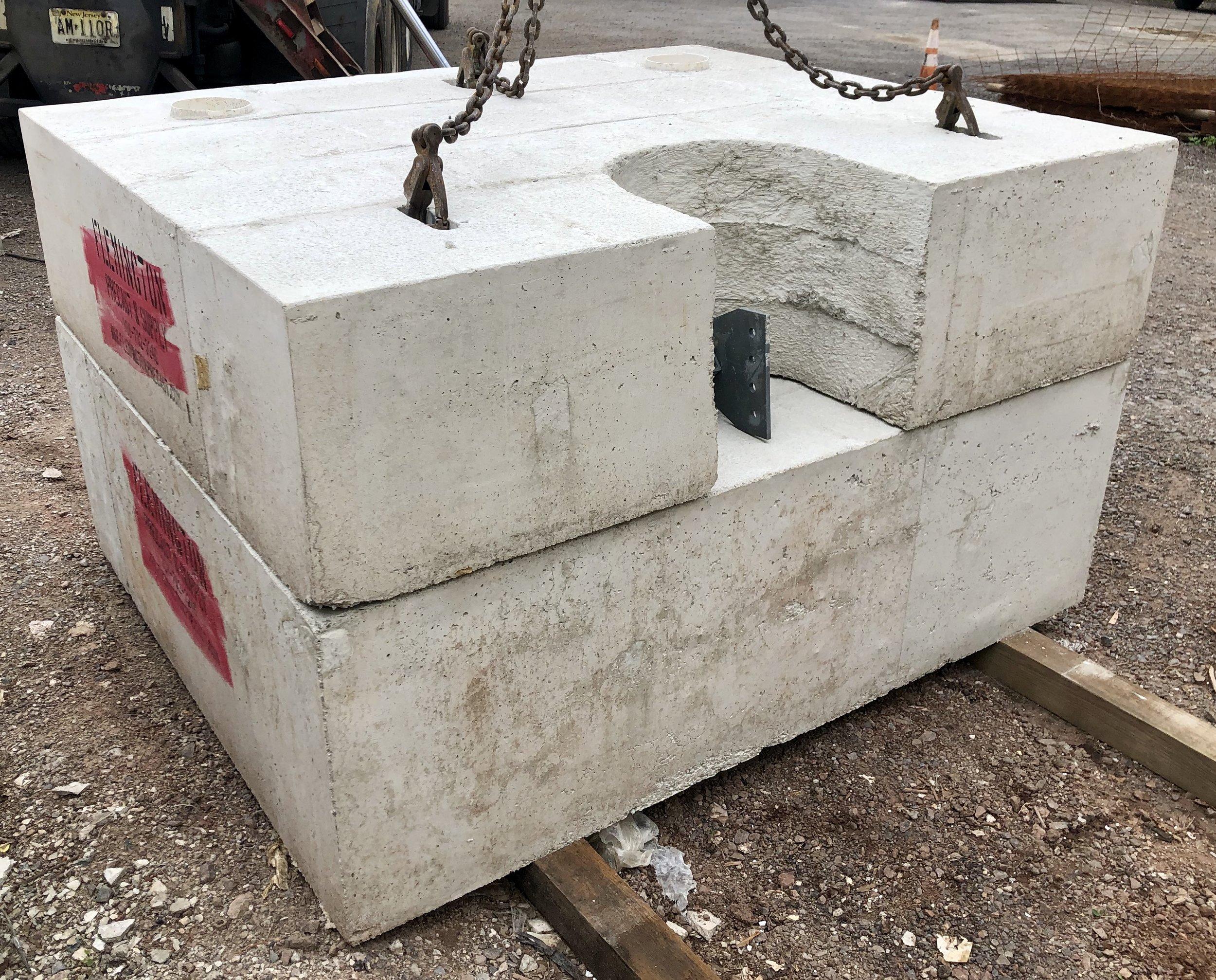 Ballast Block