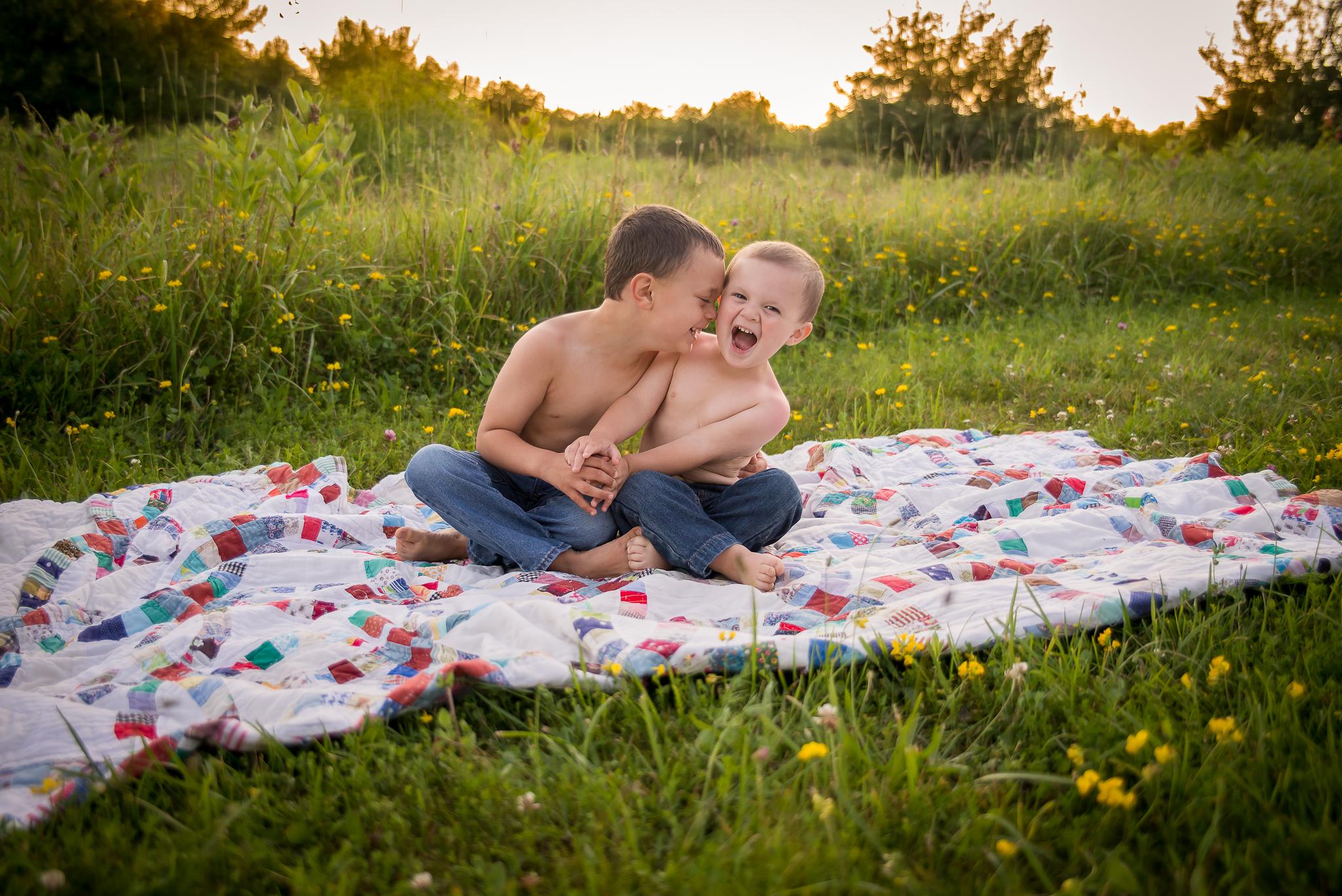 Buffalo Photography Children