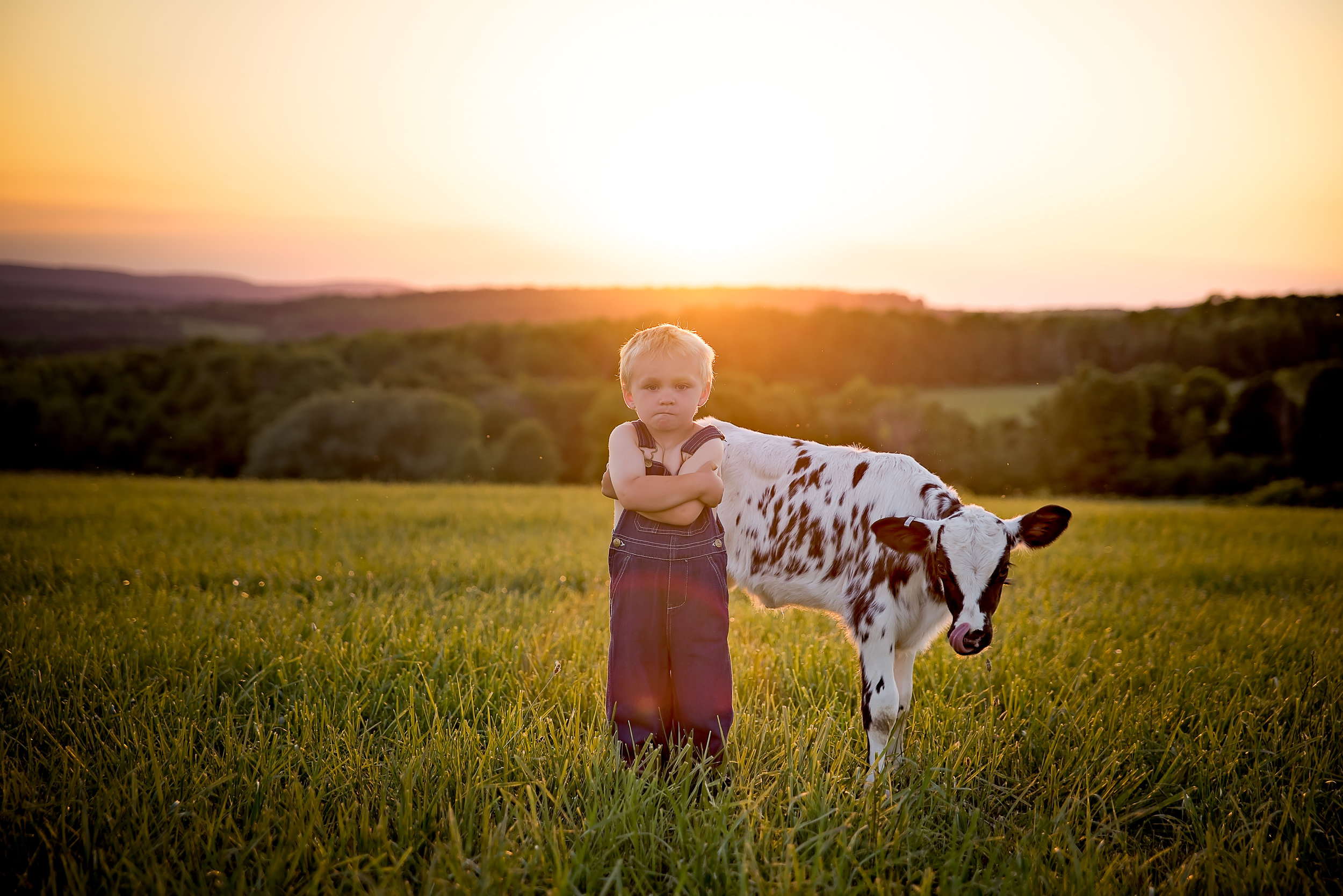 Buffalo Children Photography