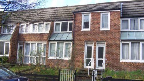 Houses at Garlinge Road, Kilburn
