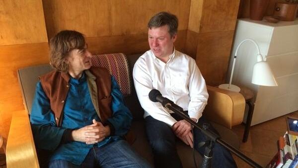 Matt Black and Magnus Englund
