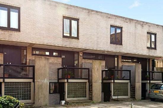 Houses, Winscombe Street, north London