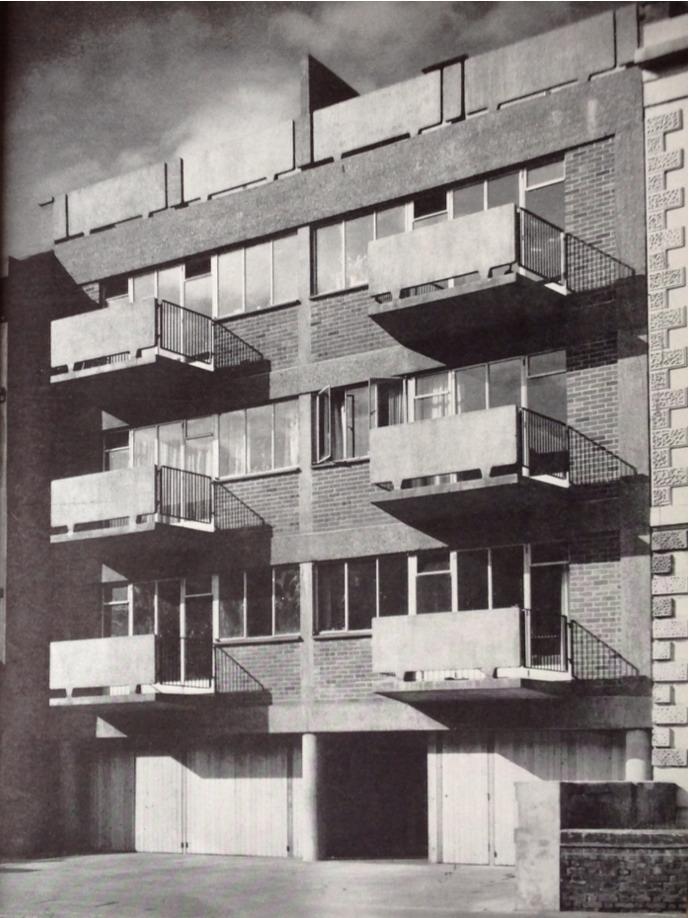 10, Regents Park Road, 1963