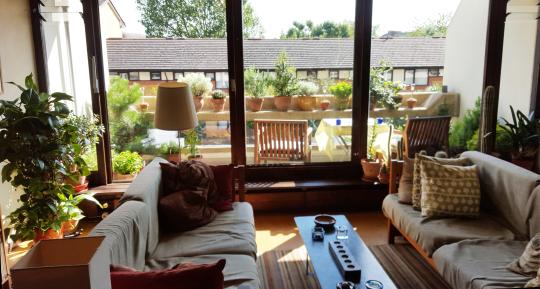 Stonleigh Terrace, sitting room