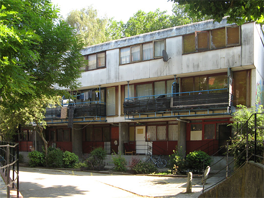 Highgate New Town Stage 2a/2b - demolished