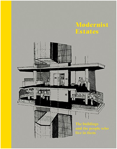 Modernist Estates, book by Stefi Orazi