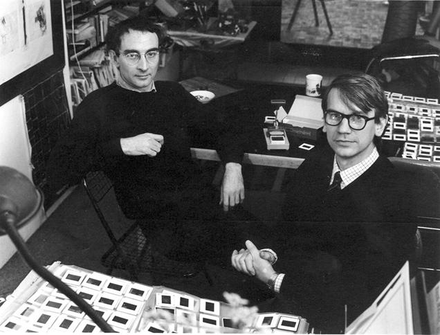 Benson & Forsyth, architects
