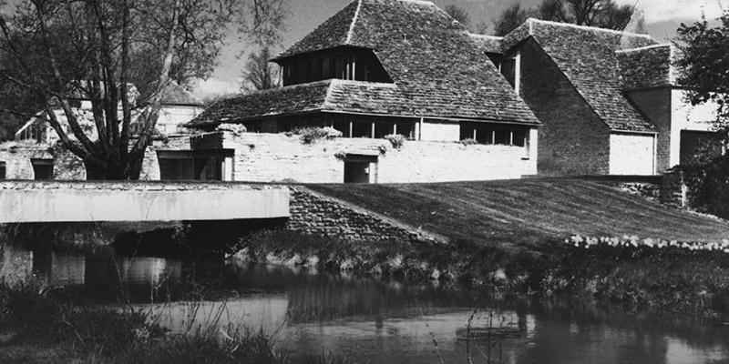 Minster Lovell Mill, Oxfordshire
