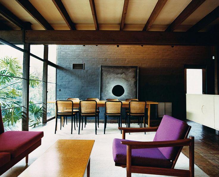 Boyd House, sitting room