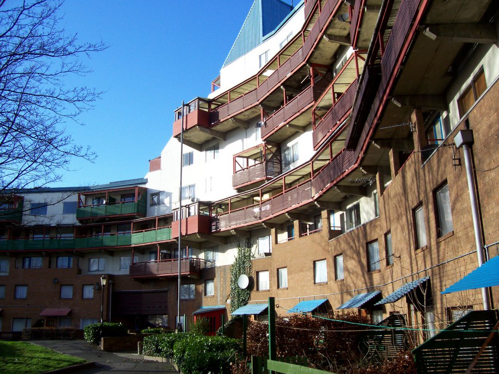 Housing at Byker