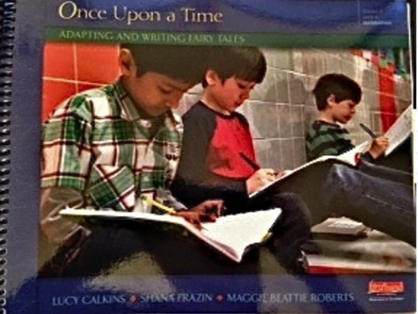 Once Upon a Time: Adapting and Writing Fairy Tales