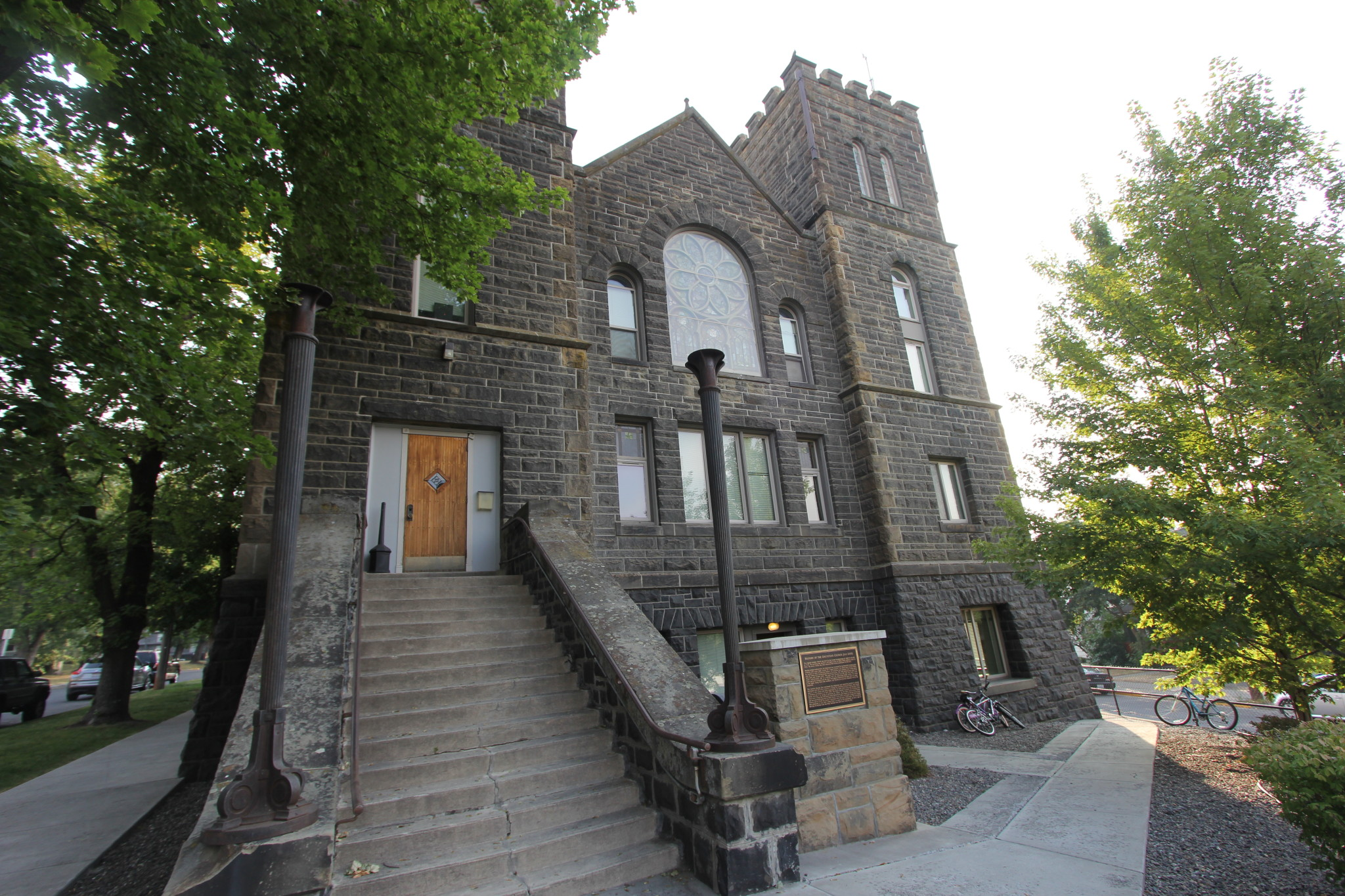 Greystone Church Apartments