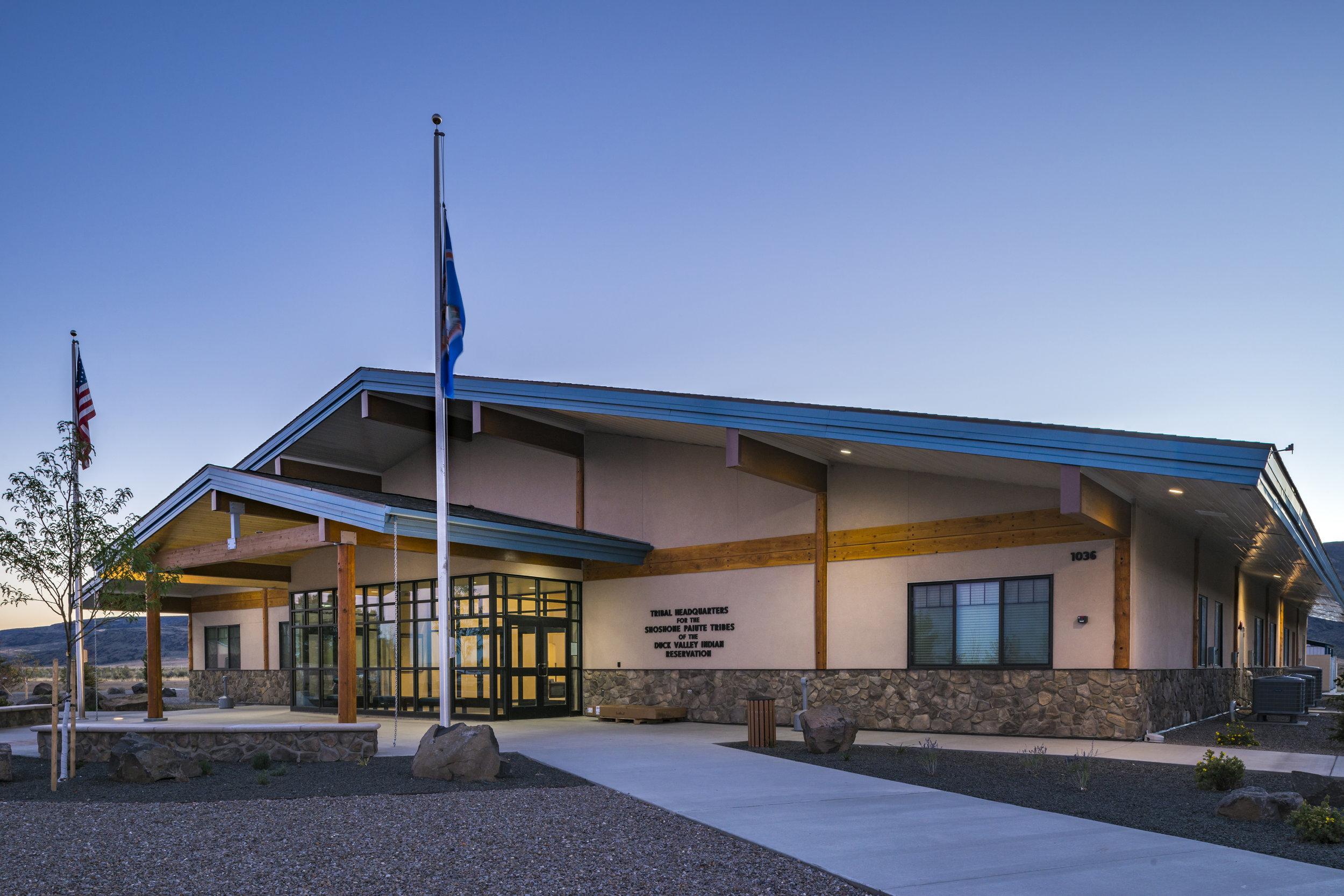 Shoshone-Paiute Tribal Headquarters