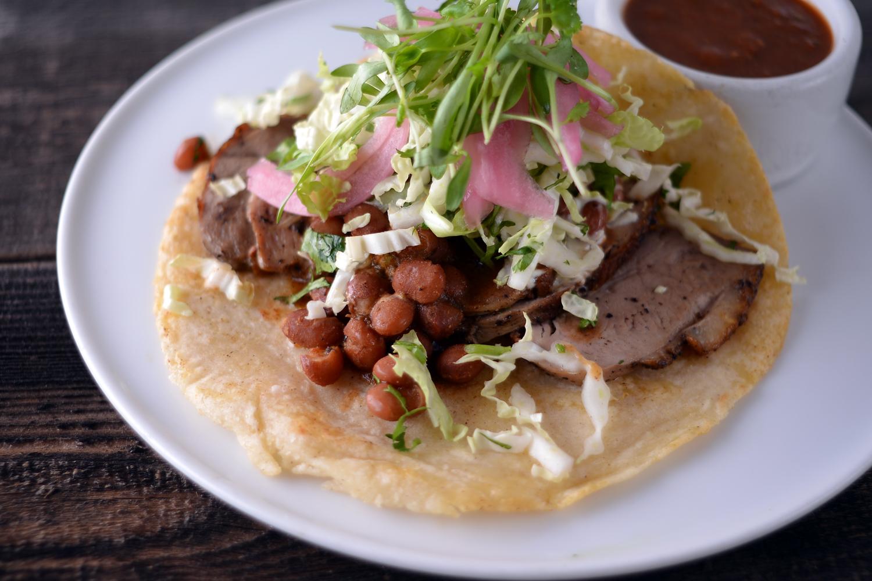 Pork Loin Tacos